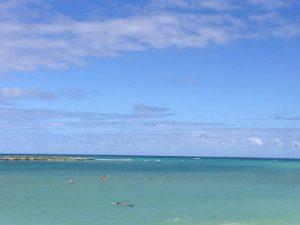 ハワイ風景イメージ画像